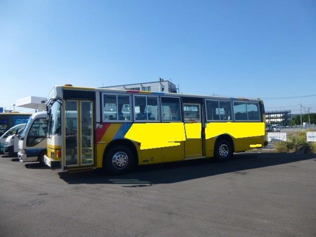 中古バス:日野KC-HT2MLCAの画像-1