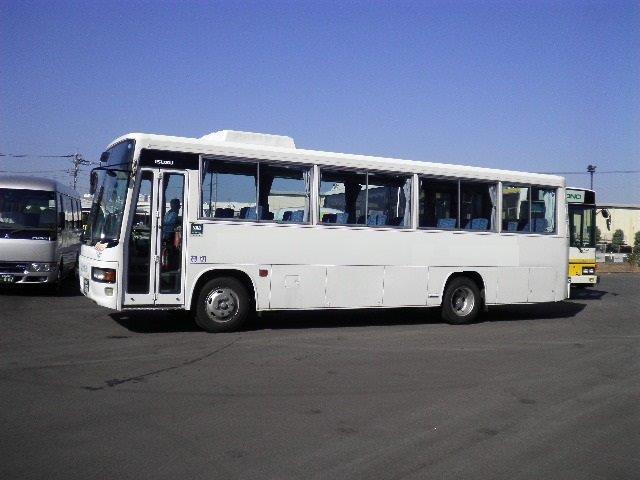 いすゞ いすゞ ガーラミオ 中古 : japanbus.net